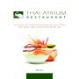 Restaurant Thai Atrium - Voll Speisekarte