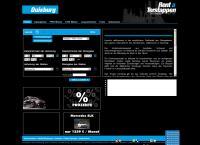 Website von Terstappen Autovermietung