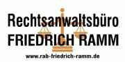 Rechtsanwalt Friedrich Ramm