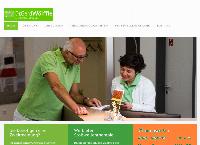 Website von Privatpraxis für Orthopädie