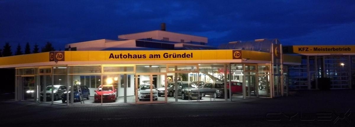 Autohaus am gr ndel gmbh werkst tten pkw in gelenau for Bewertung autohaus