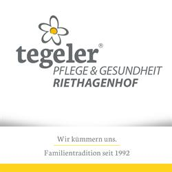 Riethagenhof, tegeler Pflege & Gesundheit