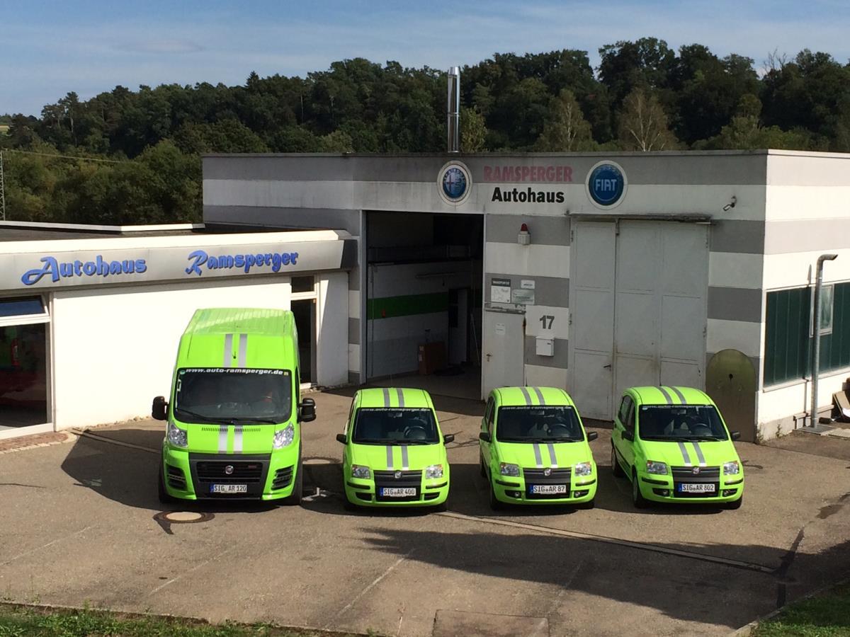 Autohaus ramsperger gmbh in sigmaringen laiz ffnungszeiten for Bewertung autohaus