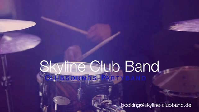 Skyline Club Band Frankfurt - Teaser Partyband
