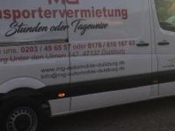 Mg Transport Vermietung