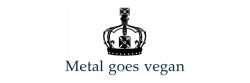Metal goes vegan - der Onlineshop