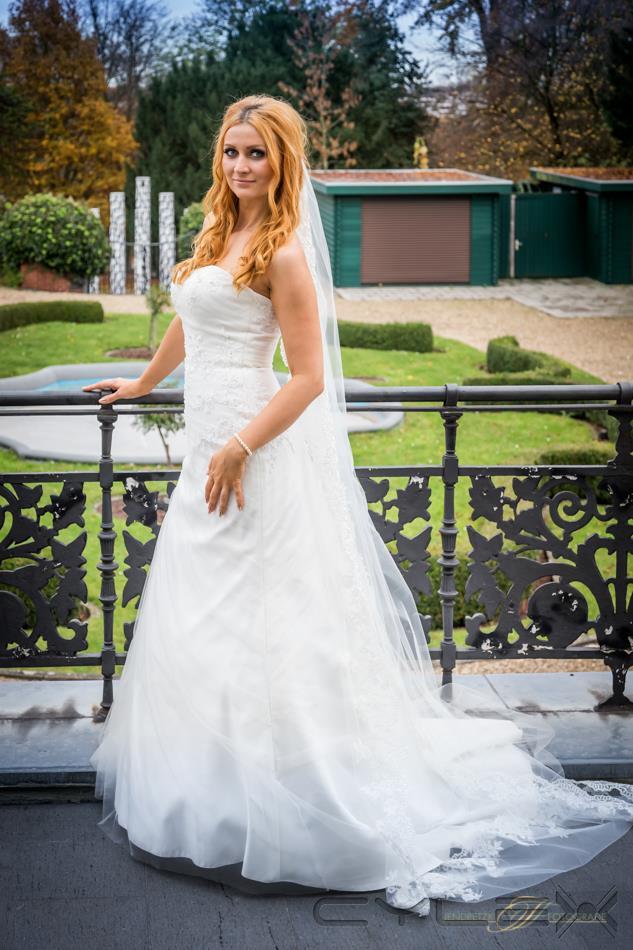 Von Haus der Braut