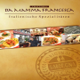 Restaurant Da Mamma Francesca - Unsere Speisenkarte