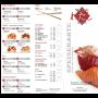 Watashi Sushi - Speisekarte PDF