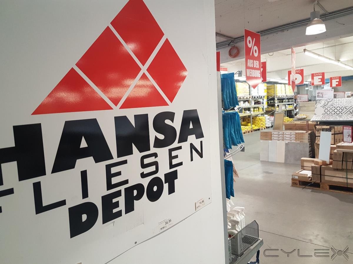 Hansa Fliesen Depot Fliesenlegearbeiten Plattenlegearbeiten In