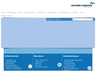 """Website von Vermieterbund Erfurt der """"Haus-, Wohnungs- und Grundstückseigentümer"""" e.V."""