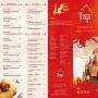 Thaya Indian Restaurant - thaya ausserhaus karte