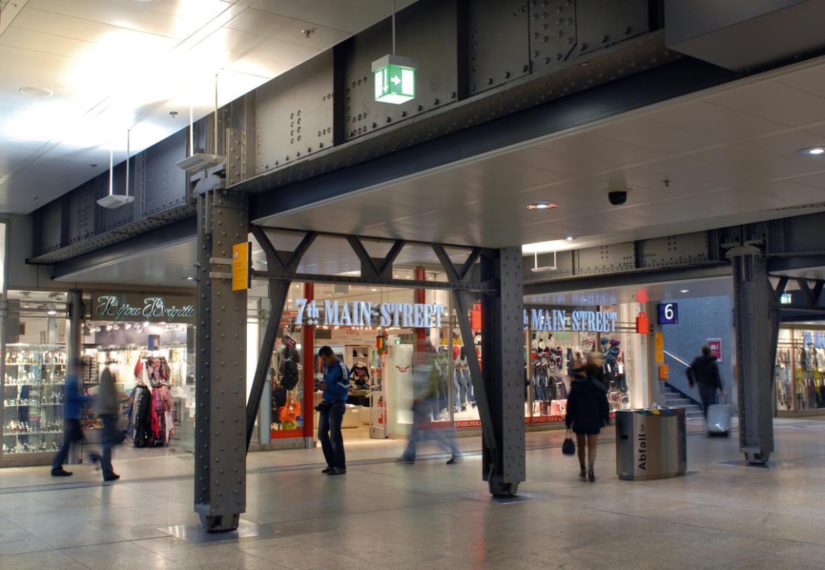 Köln Hauptbahnhof — Görtz – Mein Einkaufsbahnhof