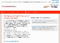 Website von Notfalknopf Senioren