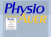 Website von Physio-Auer - Christoph Auer