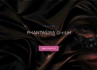 Website von PHANTASMA GmbH