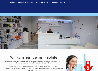 Website von nm-mobile
