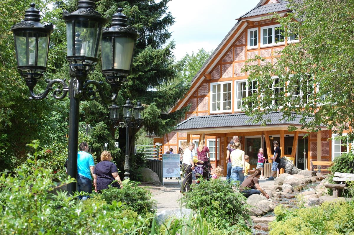 Restaurant Wildpark Schwarzer Berge