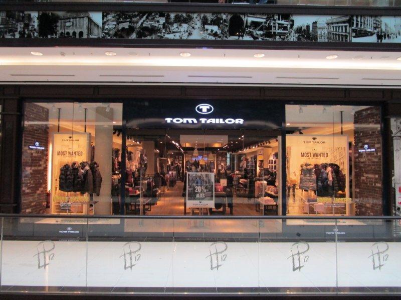 TOM TAILOR Store ▷ in 10117 Berlin Leipziger Platz 12
