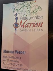 Friseursalon Marion Weber