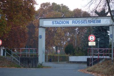 Stadion Am Sommerdamm Rüsselsheim