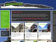 Website von Bergsportschule Rhön