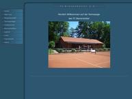 Website von Tennisclub Bienenbüttel e.V.
