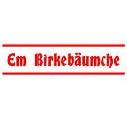 Em Birkebäumche