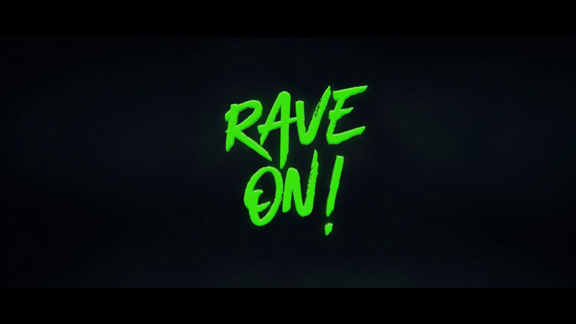 Rave On! Green Dubstep