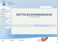 ketteler krankenhaus kliniken und krankenh user in offenbach am main lauterborn ffnungszeiten. Black Bedroom Furniture Sets. Home Design Ideas