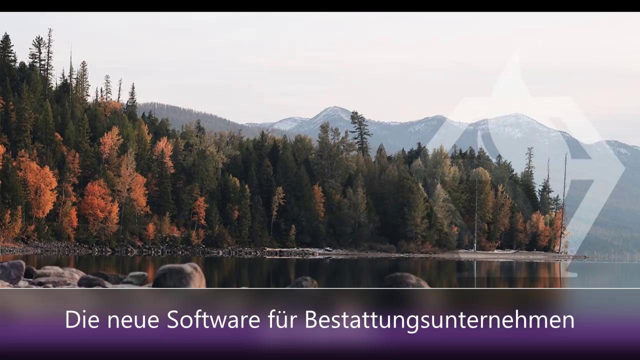 Bestatter Software
