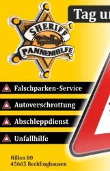 Abschleppdienst & Pannenhilfe im Ruhrgebiet & Umgebung - h Service