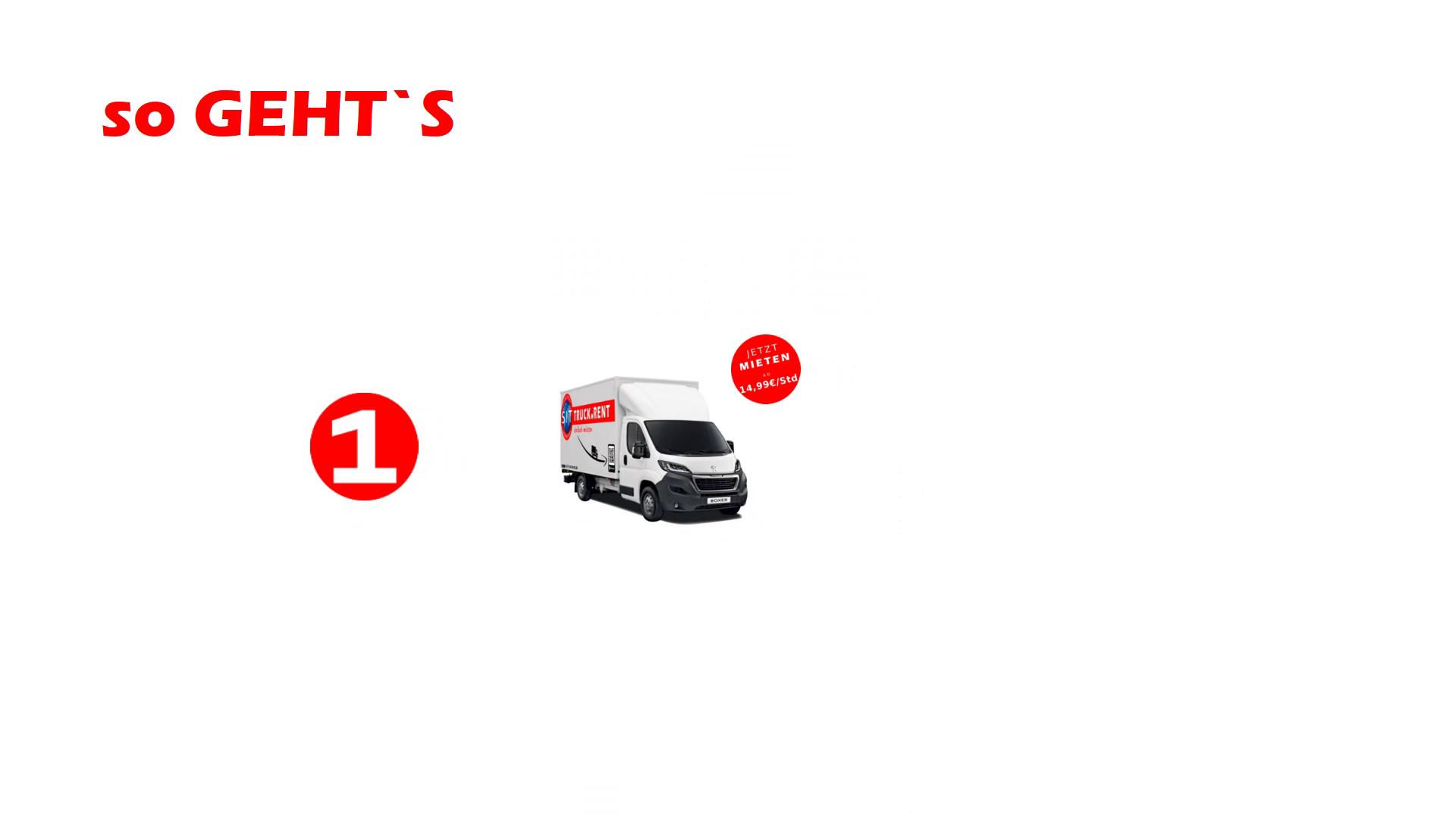 SIT-TruckRent - so einfach kann mieten sein
