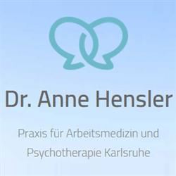 Praxis für Arbeitsmedizin und Psychotherapie Dr. Anne Hensler