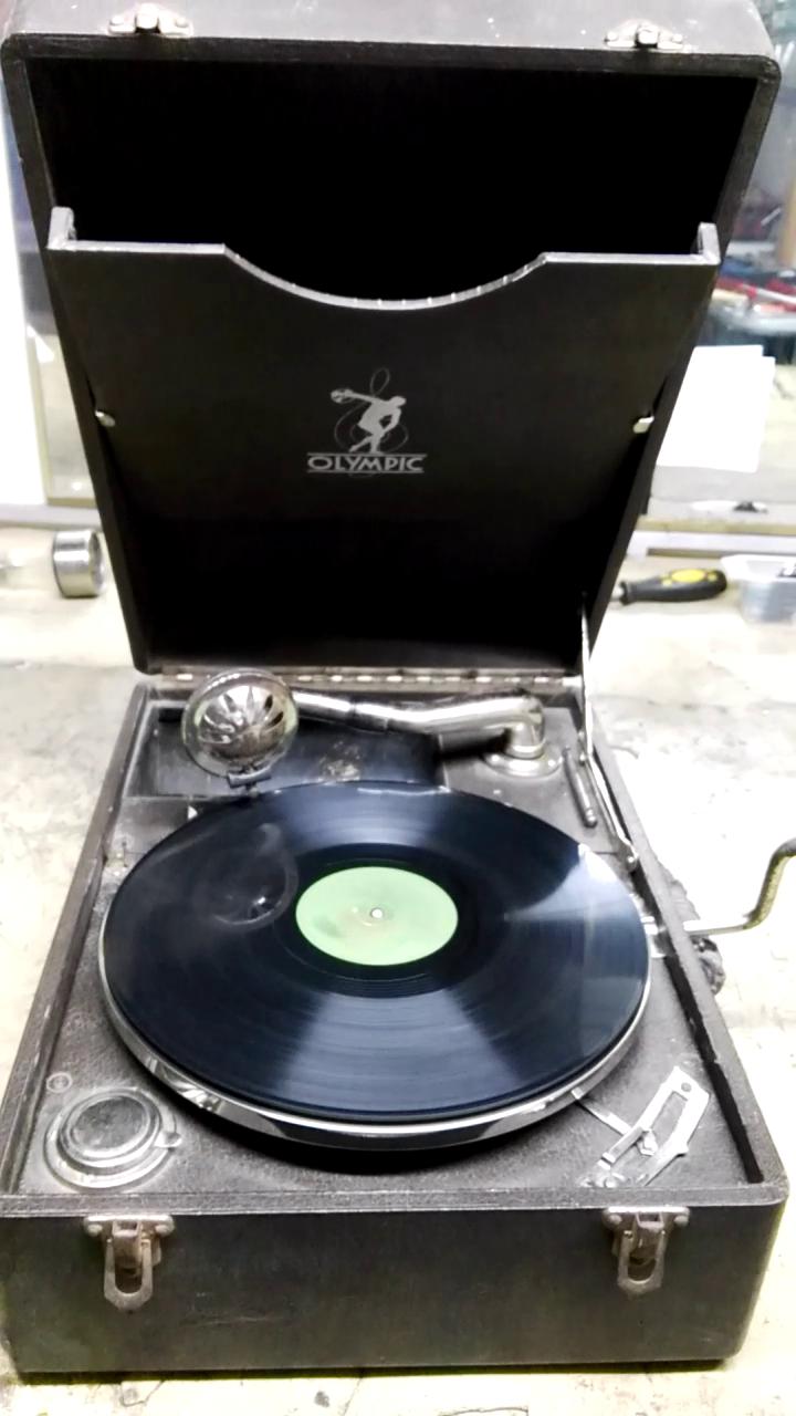 1914 Grammophone