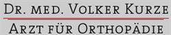 Praxis Dr. Med. Volker Kurze