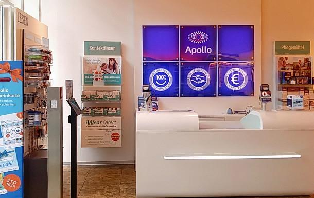 Apollo-Optik in 46047 Oberhausen Neue Mitte Centroallee