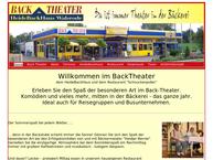 Website von HeideBackHaus Hartmann GmbH