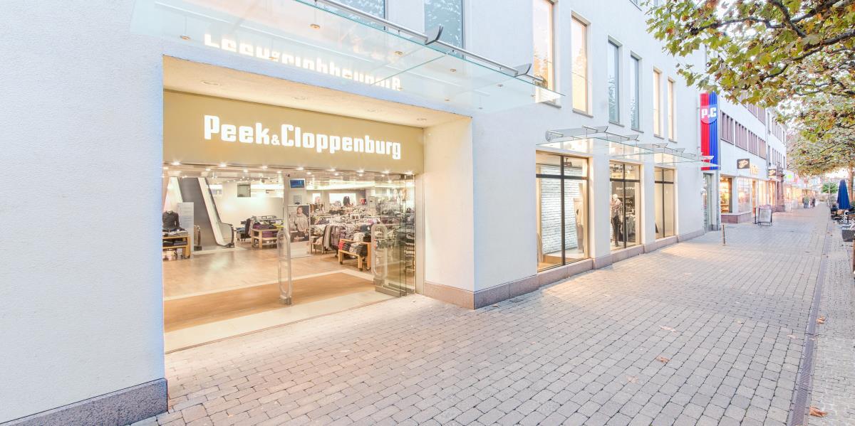 f4ab301e991301 Peek   Cloppenburg in Hanau Innenstadt - Öffnungszeiten
