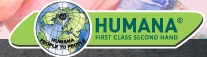 Humana Second-Hand-Kleidung GmbH