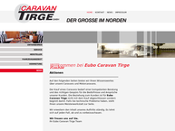Website von Eubo-Caravan Tirge GmbH