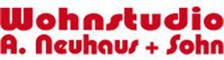 Möbelhaus Aloys Neuhaus & Sohn Inhaber Hans Neuhaus