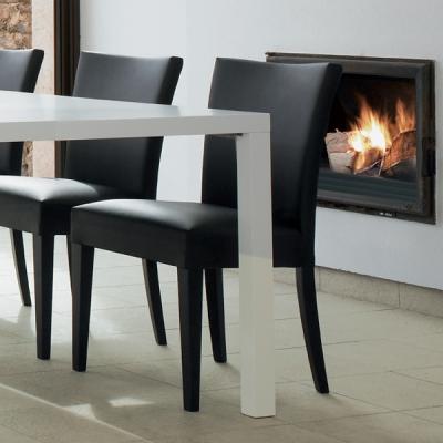 lederst hle esszimmer. Black Bedroom Furniture Sets. Home Design Ideas