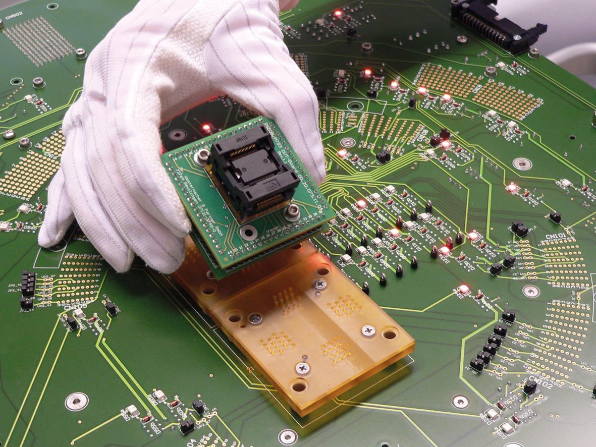 HTV Halbleiter-Test & Vertriebs-GmbH, Elektro-Dienstleistungen in ...