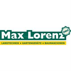 Max Lorenz KG Landtechnik - Gartengeräte - Baumaschinen