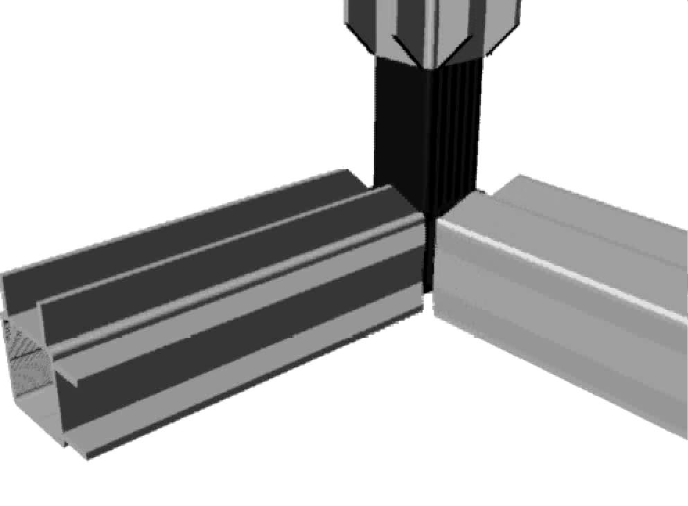 Steckverbindung 3D3
