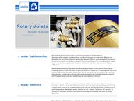 Website von Christian Maier, Maschinenfabrik