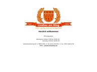 Website von Lindlau am Ring
