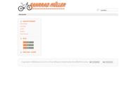 Website von Fahrrad Müller GbR