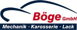 BÖGE GmbH Mechanik, Karosserie & Lack